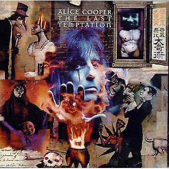 Alice Cooper - sista frestelsen [CD] USA import