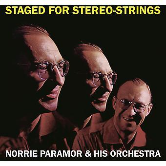Norrie Paramor - inszeniert für Stereo-Strings [CD] USA import