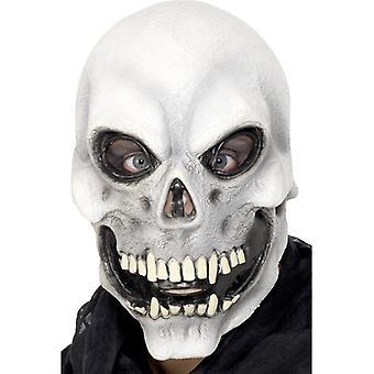 Kostra maska lebka lebka latex