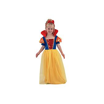 Snow White costume Princess for girls 2-3 years size 104 T2