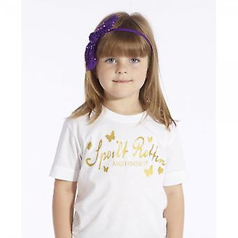 Spoilt Rotten And I Know It Children's T-Shirt