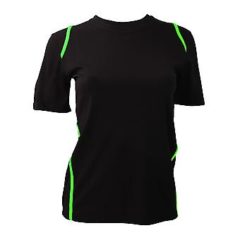 Gamegear® Ladies Cooltex® Short Sleeved T-Shirt / Ladies Sportswear