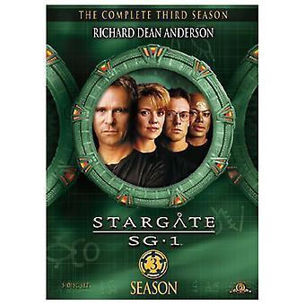 Stargate Sg-1 - Stargate Sg-1: Season 3 [DVD] USA import