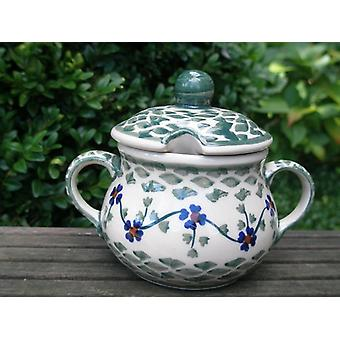 Sugar Bowl, height 10 cm, Ø 12 cm, 97 - traditional ceramic tableware - BSN 62502