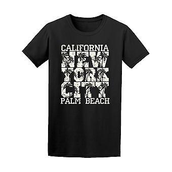 كاليفورنيا مدينة نيويورك المحملة الرجال-الصورة عن طريق Shutterstock