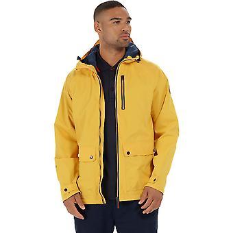 Regata Mens Hamlen impermeável respirável durável jaqueta com capuz casaco