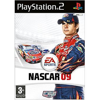 NASCAR 09 (PS2) - New Factory Sealed