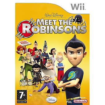 Incontra i Robinson (Wii) - Fabbrica sigillata