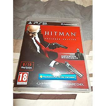 Hitman Absolution skräddarsydd utgåva (PS3)-ny