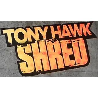 Tony Hawk Shred - Vain peli (PS3) - Uusi
