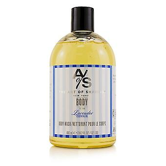 Body Wash - Lavender Essential Oil - 480ml/16.2oz
