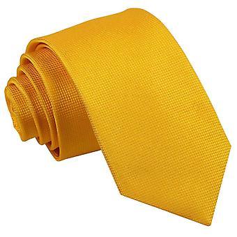 Słonecznik Solid Gold Sprawdź wąski krawat