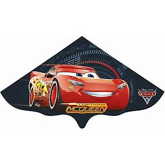 Günther Flugspiele Single line Kite Disney Cars Lightning McQueen Wingspan 1150 mm Wind speed range 4 - 6 bft