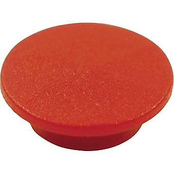 Cliff CL1734 Cover Red Suitable for K21 rotary knob 1 pc(s)