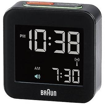 Braun 66015 Radio Alarm clock Black