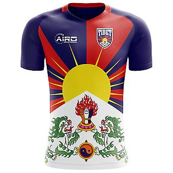 2020-2021 Tibet Home Concept Football Shirt - Kids