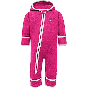 Trespass Girls & Boys Babies Amberjack All In One Warm Fleece Suit