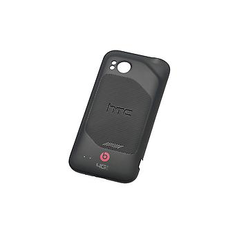 OEM HTC ADR6425 Rezound Battery Door, Standard size (Black)