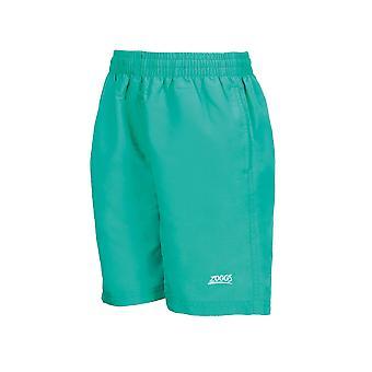 Zoggs Junior garçons Penrith Jade Shorts de natation pour les enfants de 6 à 15 ans