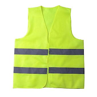 Varselväst/Reflective Vest-Yellow