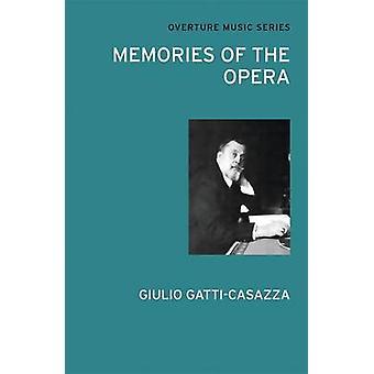 ذكريات الأوبرا جوليو غاتي-Casazza-كتاب 9780714543789