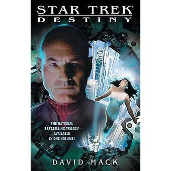 Star Trek - Destiny by David Mack - 9781451657241 Book