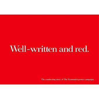 Well-written and Red - The Continuing Story of the Economist Poster Ca