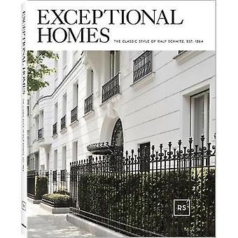 Exceptional Homes by Ralf Schmitz - 9783961710959 Book
