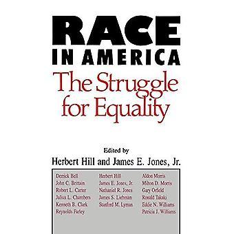 Course en Amérique: la lutte pour l'égalité