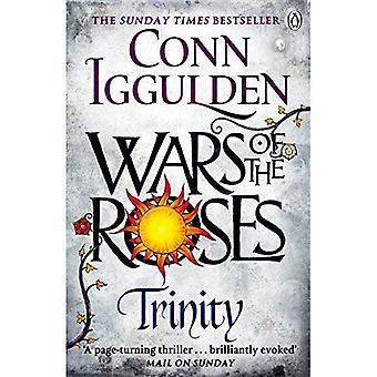 Guerras de las rosas: Trinidad: Libro 2 (las guerras de las rosas)