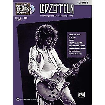 Led Zeppelin V2: Plau samen met 8 grote klinkende Tracks [met 2 CDs]