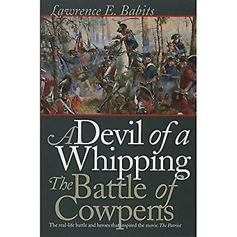 Um diabo de um chicote: A batalha de Cowpens