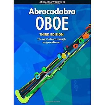 Abracadabra Oboe: Pupil's Book: The Way to Learn Through Songs and Tunes (Abracadabra Woodwind)