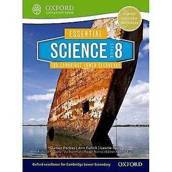 Ciência essencial para Cambridge baixar livro de aluno de estágio secundário 8