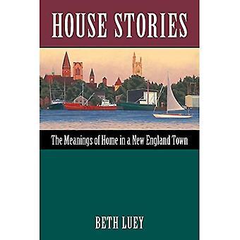 Maison des contes: Les significations de la maison dans une nouvelle ville d'Angleterre