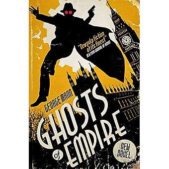 Ghosts of Empire: en Ghost roman (Ghost-serien)