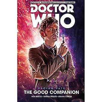 Doctor Who: Den tionde läkare inför ödet volymen 3 - bra följeslagare