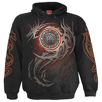 Spiral Dragon Eye Hoodie