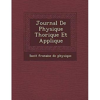 De jornal físico Th Orique Et Appliqu E pela Soci T.