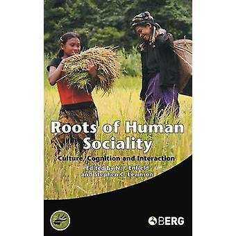 Radici della socialità umana cultura cognizione e interazione di Enfield & N. J.