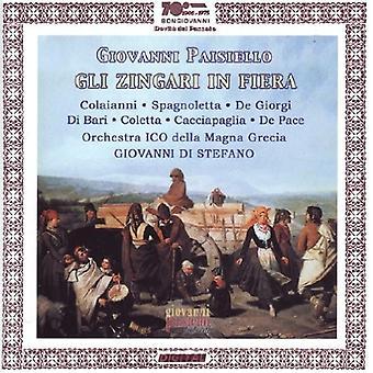 G. Paisiello - Giovanni Paisiello: Gli Zingari in Fiera [CD] USA import