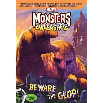 Marvel Monsters Unleashed - Beware The Glop! by Marvel Book Group - 97