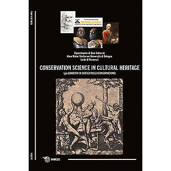 Conservation 14 - Conservation Science in Cultural Heritage by Salvato