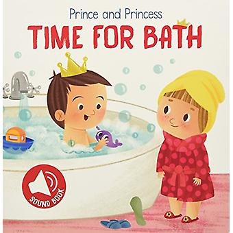 Prince and Princess Time for Bath by Yoyo Books - 9789463347686 Book