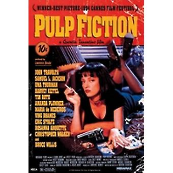 Pulp Fiction Cover Maxi Poster