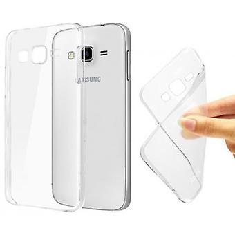 Transparent rubber shell, Samsung J3 2016