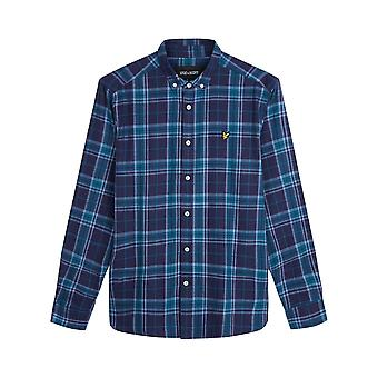 Lyle & Scott Lyle & Scott Check Flannel Mens Shirt