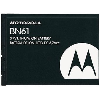 Original Motorola BN61 Battery for Krave ZN4 W835 Crush (SNN5832)