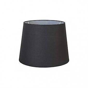 Vestir-se Extra grande sombra de preto redonda cônica