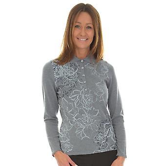 GOLLEHAUG Gollehaug Sweater 1924 11008 Raspberry Or Grey